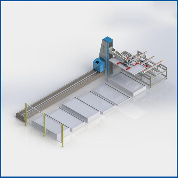 Robot Automatic Sorting Intelligent Grading and Segmentation System for Solar PV Module
