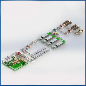 Solar Pv Module Automation Machines Manufacturers And
